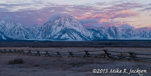 Web Mt. Moran Sunrise Nov10