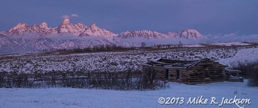 Web Shane Cabin Sunrise Dec15