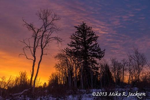 Gros Ventre Sunrise Dec15