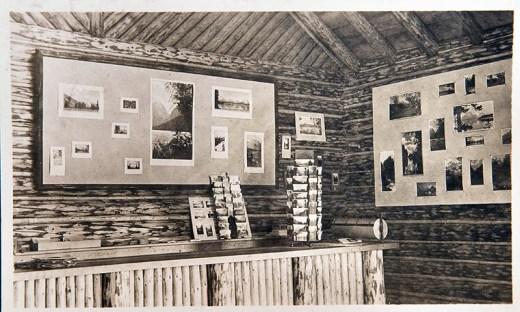 Inside Crandall Studio