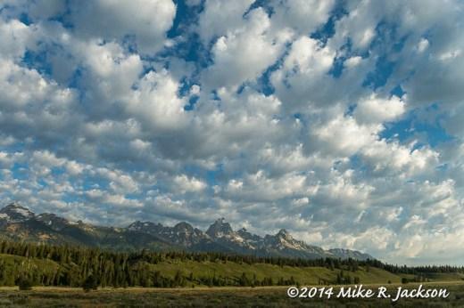Tetons and a Big Sky