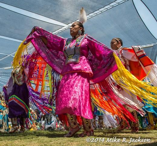 Shoshone-Bannock Dancer