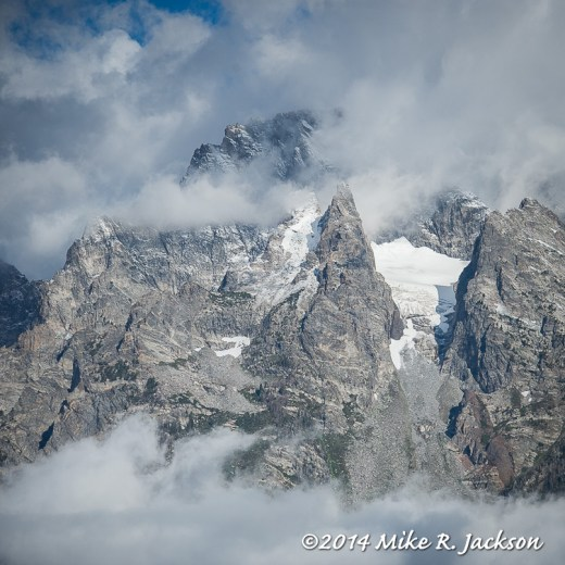 Teton Peaks Revealed