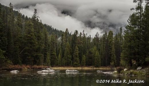 String Lake Clouds