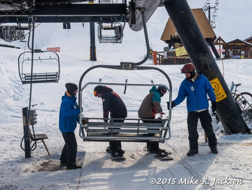 Snow King Chair Lift