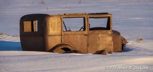 Evening Vehicle