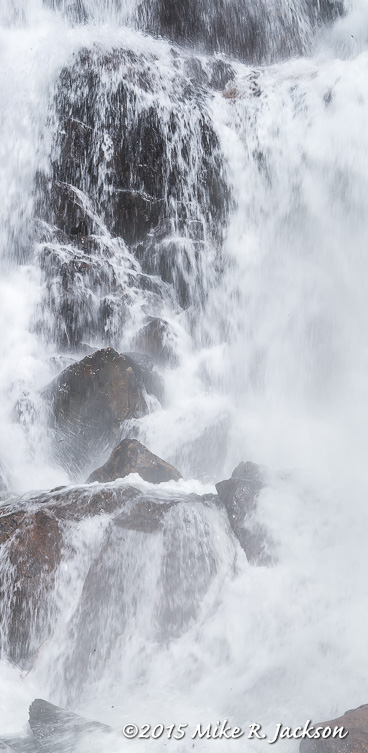 Hidden Falls Detail