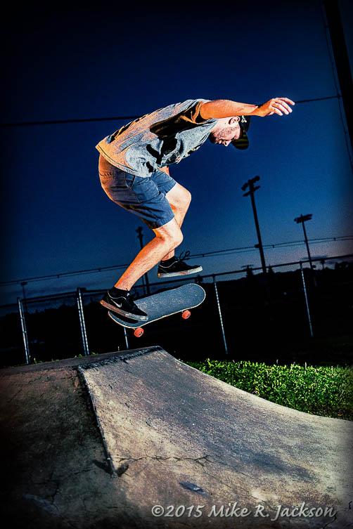 Tyler's Kick Flip