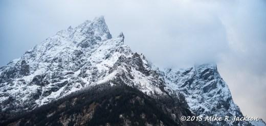 Teewinot Snow