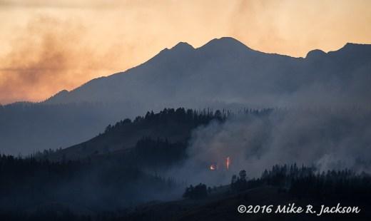 Cliff Creek Fire