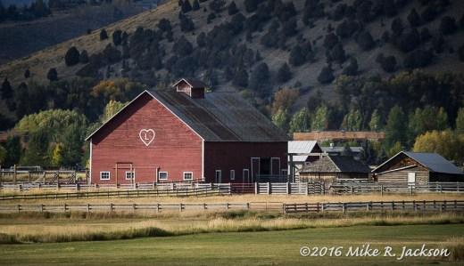 Lockhart Barn