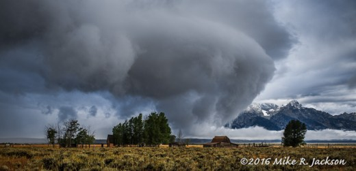 Storm Rolling In: