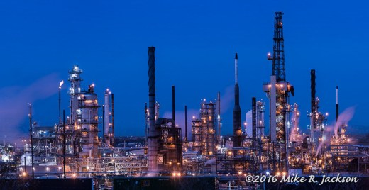 Salt Lake Refinery