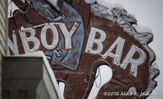 Boy Bar