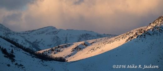 Evening Ridge