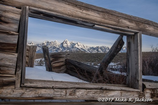 Shane Cabin Window