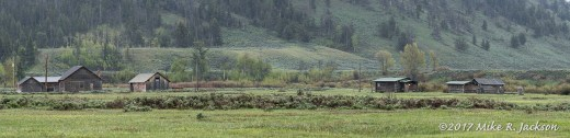 Elk Ranch Pano