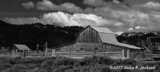 Moody Mormon Barn