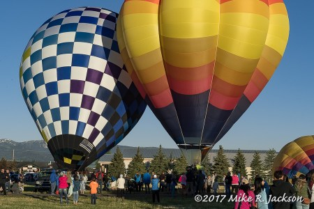 Teton Valley Hot Air Balloon Rally
