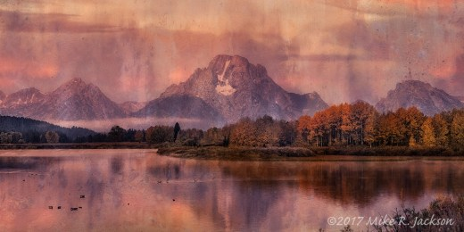 Oxbow Bend Sept. 2014