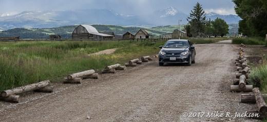 Parking Barricades
