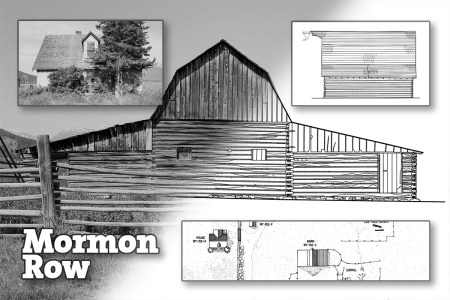 Mormon Row: Historic Documentation