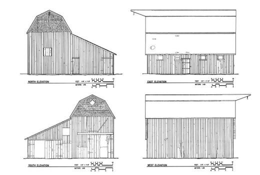 Thomas Murphy Barn: