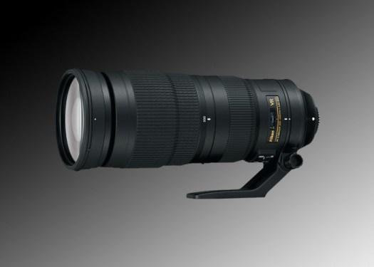 Nikon 200-500mm Lens