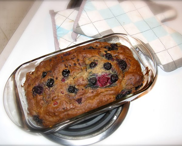Very Berry Bread