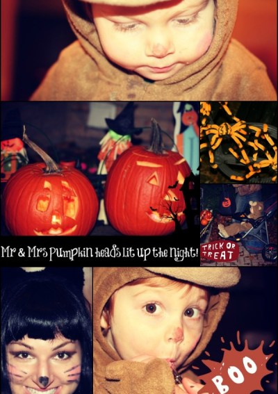 This Week with the Smiths :: Trick or Treat!