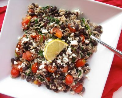 The ByWard Market and An Easy Bean & Rice Dish
