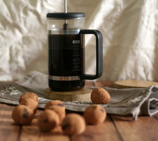 The Best of this Life    Raw Truffles