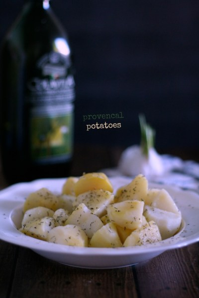 potatoes with french herbs