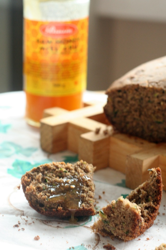 The Best  Spiced Zucchini Bread | The Best of this Life #glutenfree #zucchinis #bread