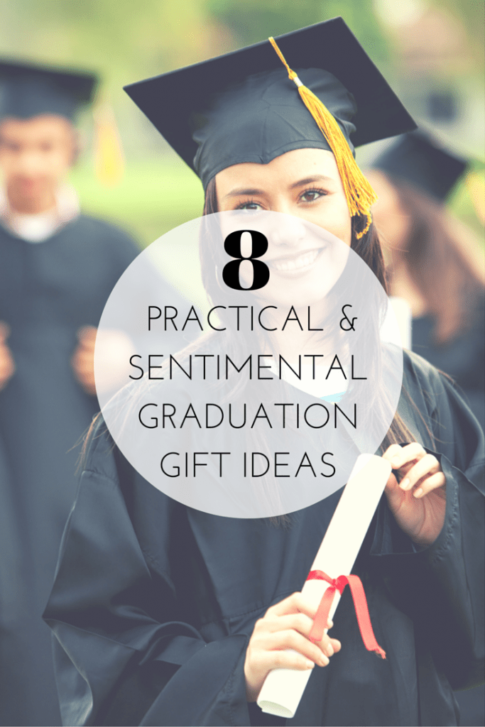8 Practical and Sentimental Graduation