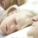 How To Have A Good Night's Sleep While Traveling With Kids