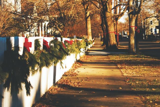 Holidays Good Deeds at Christmas