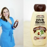 Finding My Bliss With Garnier Whole Blends Hair Care