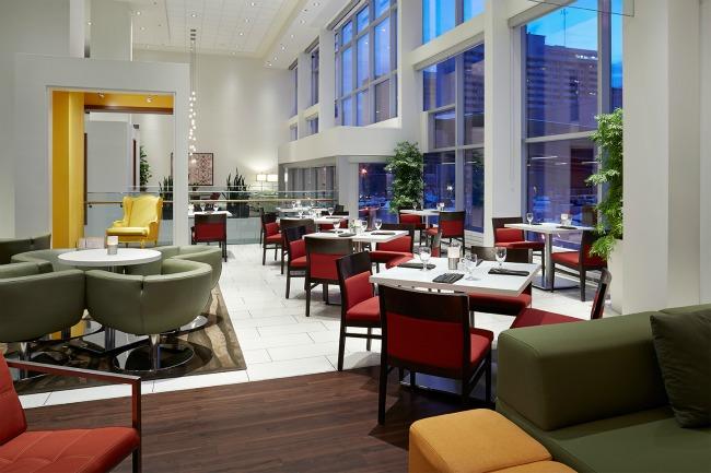 LIFT Restaurant Dining