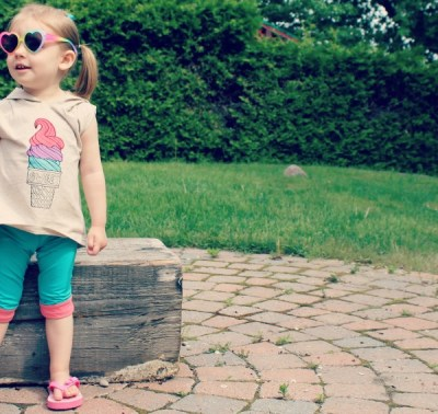 Kids Style: Comfortable Summer Clothing For Outdoor Play