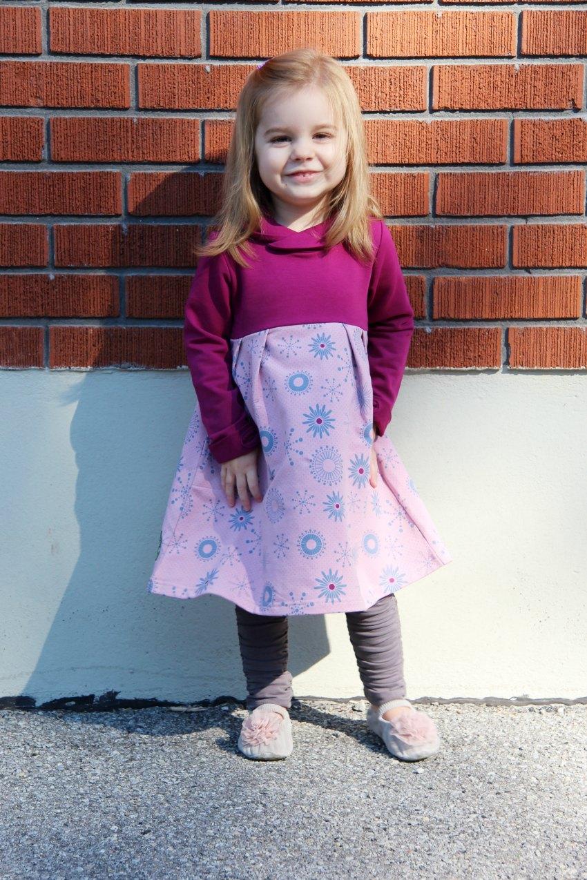 fall-dress-peekaboo-beans-girl