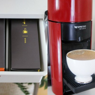Nespresso Evoluo: Enjoy The Perfect Coffee Crema At Home