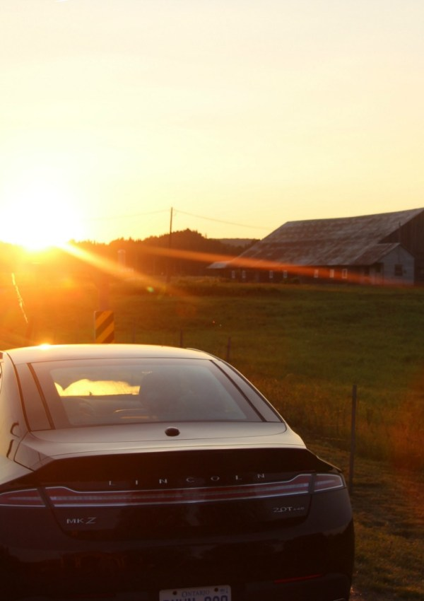 A Journey of Quiet Luxury with the New Lincoln MKZ
