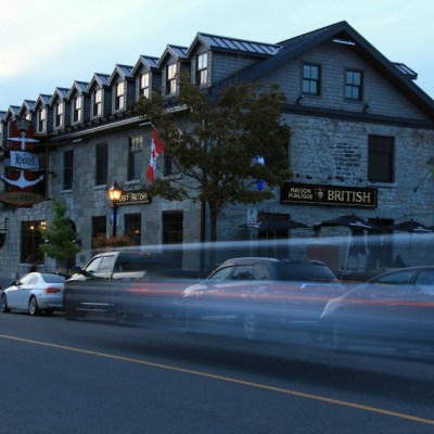 Experience Modern Luxury At The Historic British Hotel In Old Aylmer