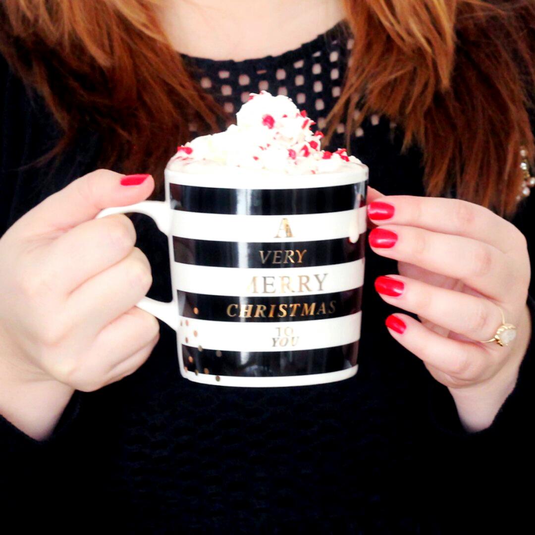 My Favourite Peppermint Hot Cocoa Recipe
