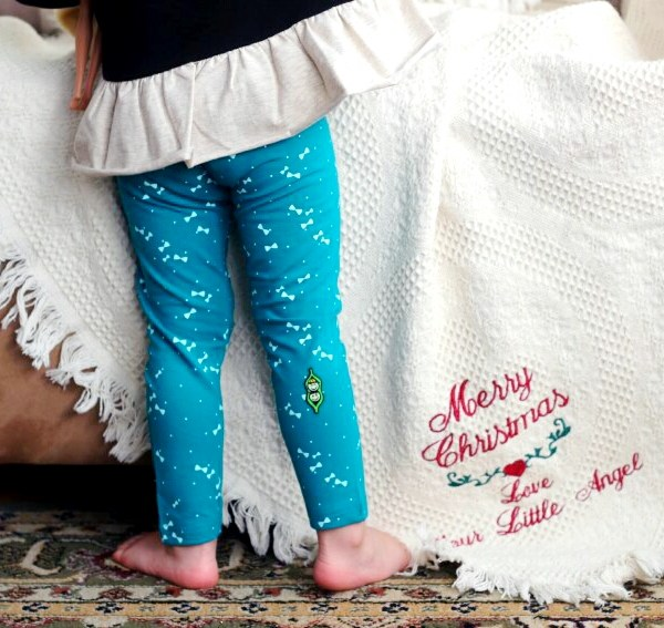 Kids Style: Dress Up For The Holidays With Peekaboo Beans