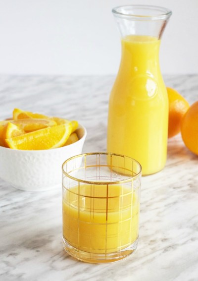 Stay Healthy and Energized with Florida Orange Juice