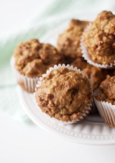 Tasty & Healthy Gluten-Free Carrot Apple Muffins