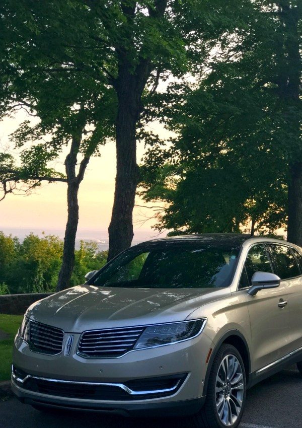 Sometimes You Just Need An Excuse to Make Luxury Happen, Ours Was The 2017 Lincoln MKX