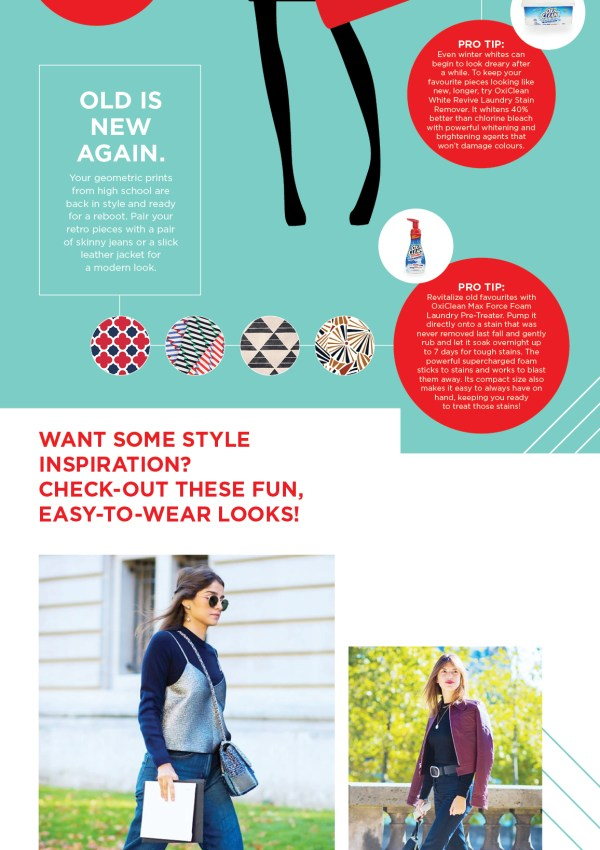 Follow These Easy Style Tips To Add Flare To Your Closet This Fall